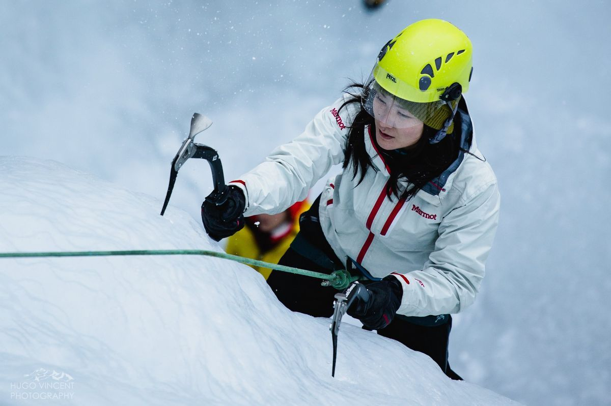 Ice Climbing in Cogne - Aosta Valley