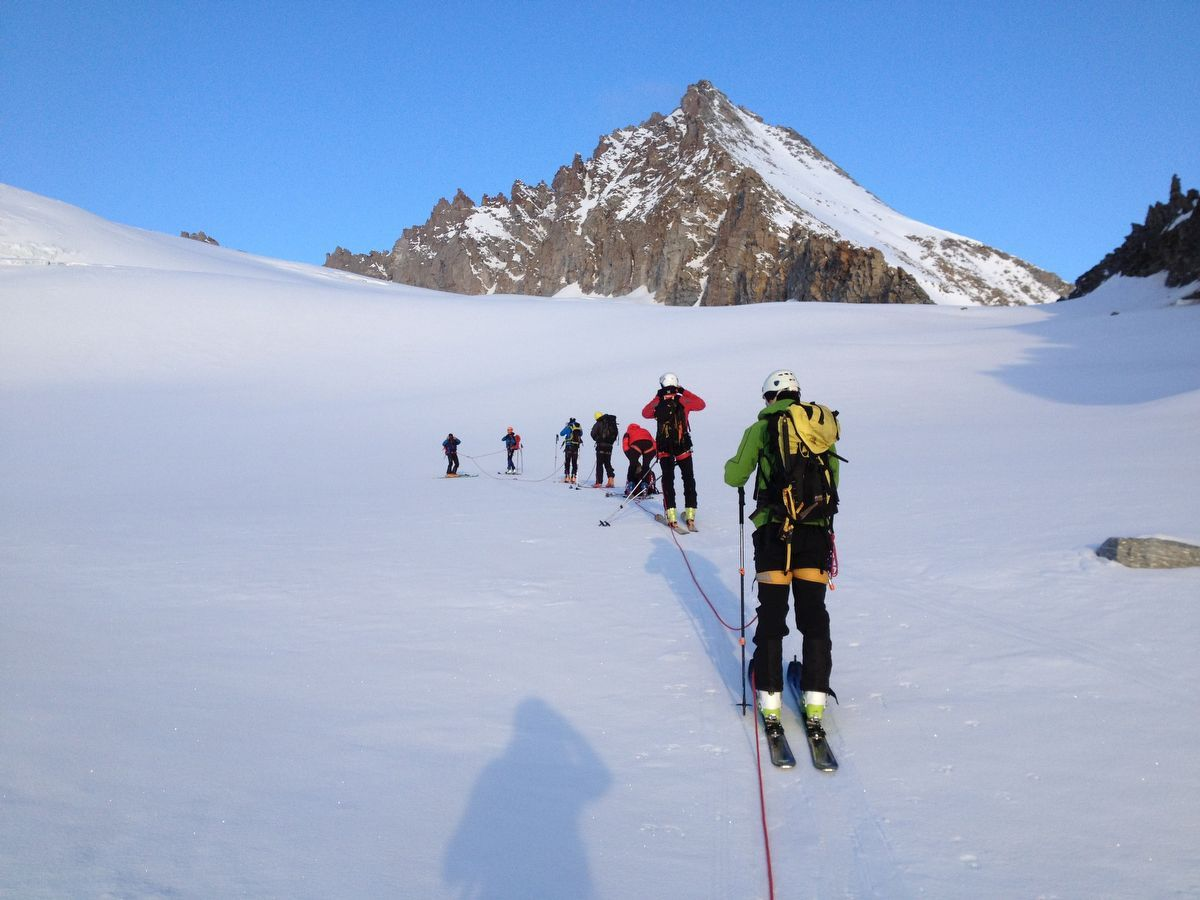 Ski mountaineering in Cogne - Aosta Valley