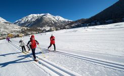 Ski in Cogne in Aosta Valley