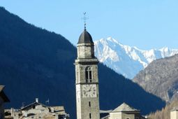 Sant'Orso Parish Church in Cogne - Aosta Valley