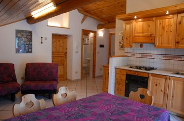 Cogne Chef-lieu / Appartement IL RODODENDRO